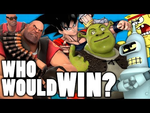 Download Youtube: Who Would Win In A Fight?
