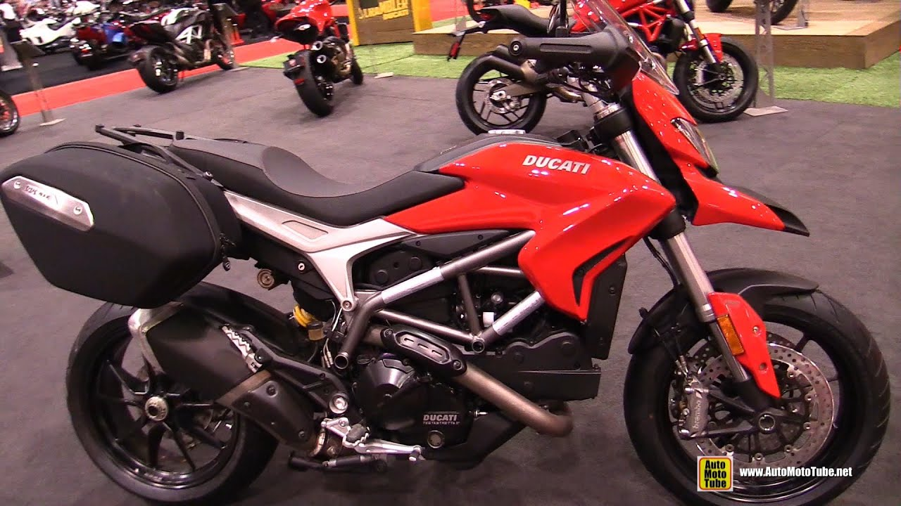 2015 ducati hyperstrada 821 walkaround 2015 toronto motorcycle show youtube. Black Bedroom Furniture Sets. Home Design Ideas