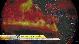 Climate Chaos : Climatologist warns of a Godzilla El Nino affecting Global Weather (Aug 17, 2015)