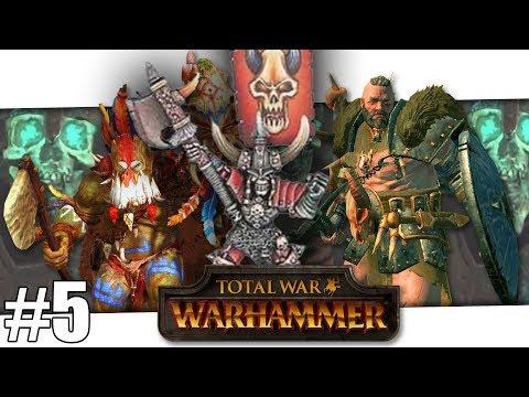 LE KRELL! - Warhammer Total War Versus Campaign   Part #5