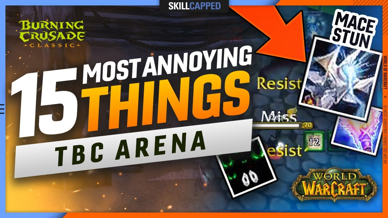 The 15 MOST ANNOYING RNG Things in TBC Arena!?