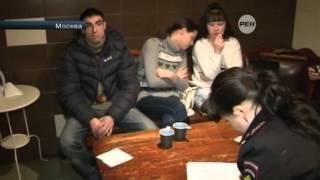 В Москве в одной из саун оперативники задержали проституток, которые устроили исповедь