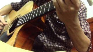 Suteki Da Ne (FFX) - Guitar Solo Cover by Le Phuong