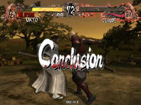samurai showdowns  man from nowhere