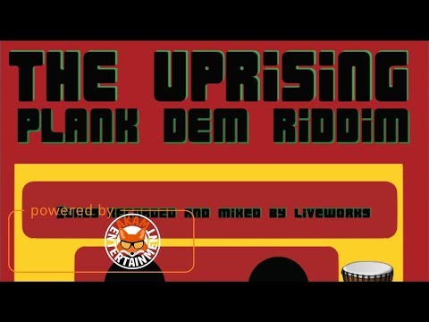Plank Dem Riddim (Mix) October 2017