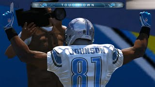 Madden NFL 15 Lions vs Chargers, Friday Rivalry Feat. Antodaboss
