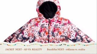 Aliexpress Jacket NEXT unboxing and review Bundička NEXT otváranie balíčka a recenzia