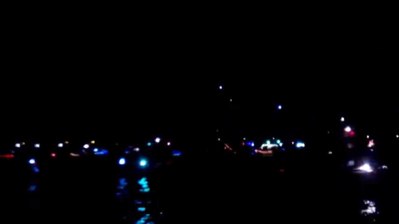 Verlichte Botenshow Aalsmeer 2014 - YouTube