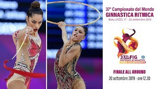 Baku - 37° Campionato del Mondo GR (finale All around individuale)