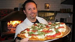 AFRICASIAEURO.COM/YOUTUBE how to make pizza - Italian pizza - margherita pizza by executive chef