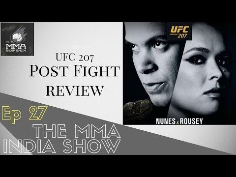 The MMA India Show Ep 27
