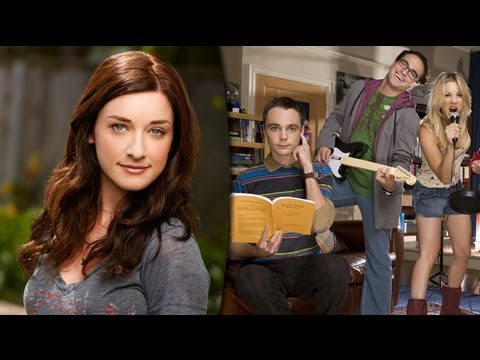 The Big Bang Theory Casts Margo Harshman Cast as Alex, Sheldon's Assistant & Leonards...