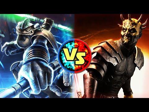 Star Wars Versus: Pong Krell VS. Savage Opress - Star Wars Basis Versus #12