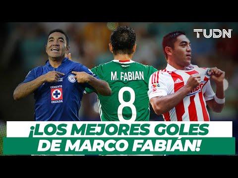 ¡5 GOLAZOS de Marco Fabián! Uno fue nominado al premio PUSKAS   TUDN