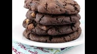 How To Make Double Chocolate Chip Cookies!