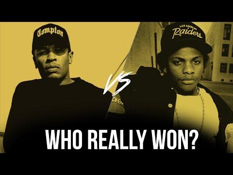 Dr. Dre Vs Eazy E: Who REALLY Won?