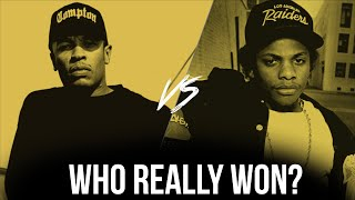Dr. Dre Vs Eazy E: Who REALLY Won?
