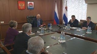 Владимир Илюхин рассказал о полномочиях председателя Правительства Камчатского края