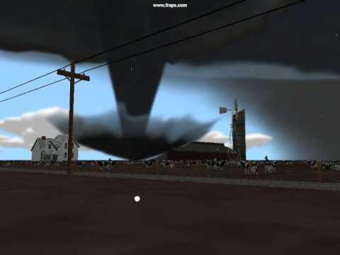 Tornado Simulation