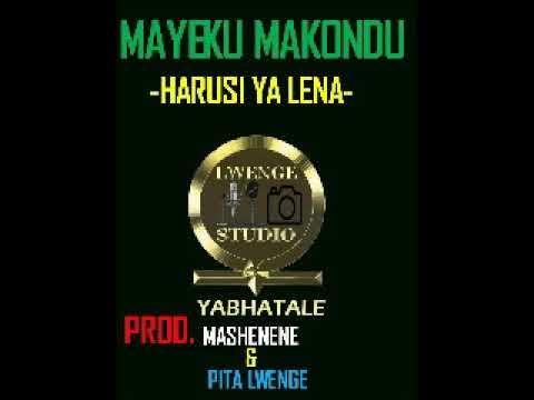 Download MAYEKU MAKONDU === HARUSI YA LENA   PROD   MASHENENE & PITA LWENGE   0625686781