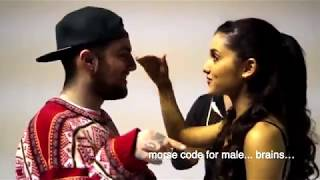 The Way - Ariana Grande ft. Mac Miller (Behind The Scenes)