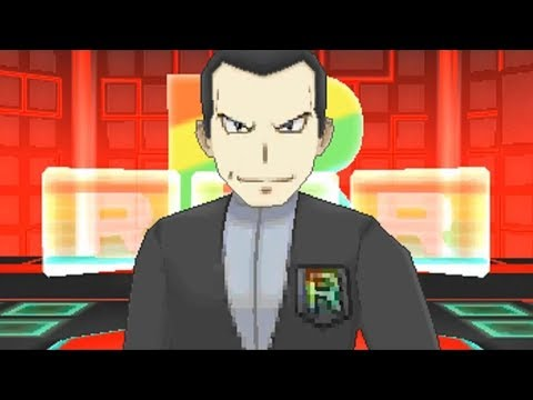 Pokémon USUM Rainbow Rocket Story 16 - Final Boss Giovanni