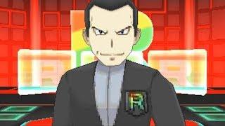 Final Giovanni Battle - Pokémon Ultra Sun and Moon