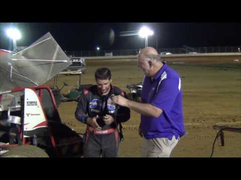 Trail-Way Speedway 358 Sprint Car Victory Lane 08-05-16