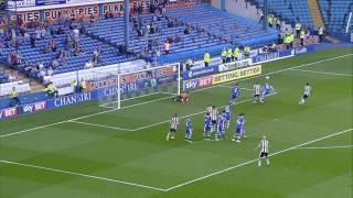 SHORT HIGHLIGHTS: Sheffield Wednesday v Newcastle United