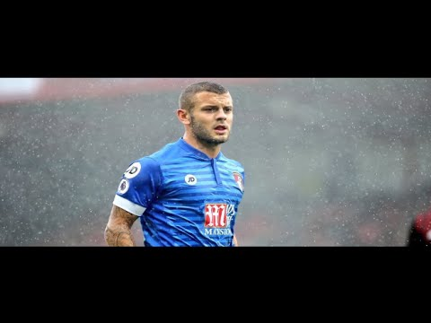 Jack Wilshere debut for Bournemouth vs Milan 3/9/2016