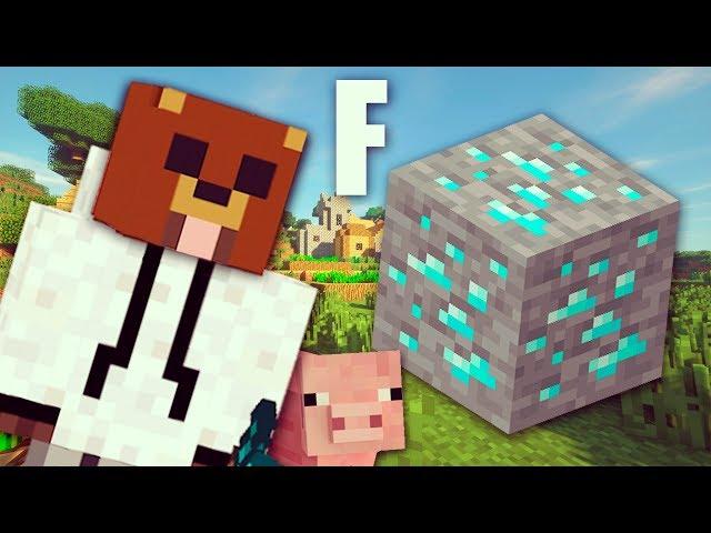 Me encuentro un diamante y pasa esto | Minecraft #2