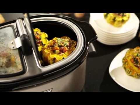 the kitchenaid� architect series 6-quart slow cooker - youtube