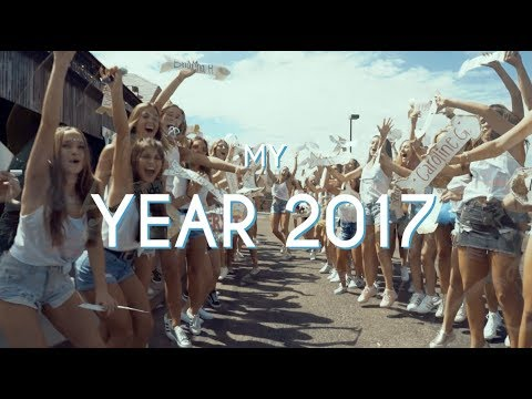 My Year 2017 Video - Inspired by Sam Kolder & Taylor Cut Films