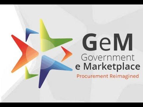 GEM Government E Marketing Registraion