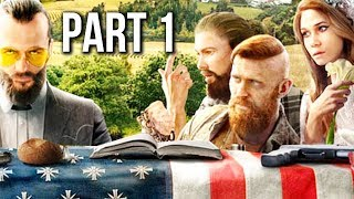 Far Cry 5 Gameplay Walkthrough Part 1 - FIRST HOUR (no commentary)