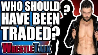 5 WWE Stars Who SHOULD HAVE BEEN TRADED In The WWE Superstar Shake-Up!