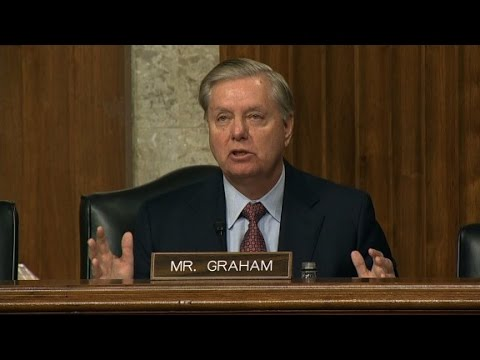 Lindsey Graham: Russia needs to be punished  Lindsey Grah...