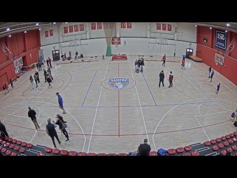 Varsity Basketball vs. Bonn