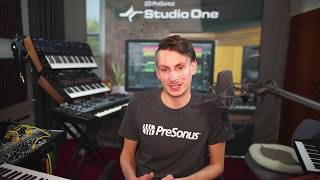 PreSonus Studio One Tutorials Ep. 19: Song Data Import
