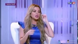 """فيديو.. رزان مغربي: """"التخن ممنوع في لبنان.. وإلا تتسحب الجنسية"""""""