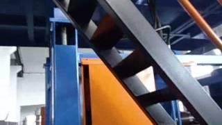 摇马机器视频 (toys)rock horse blow moulding machine video