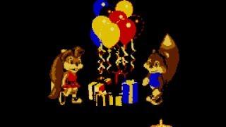 Game Boy Color Lonġplay [084] Conkers Pocket Tales
