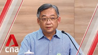 """COVID-19: Singapore """"must be prepared for a second wave"""", says Health Minister Gan Kim Yong"""