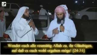 Was Allah von dir will || Shaykh Manṣūr As-Sālmī  & Shaykh Nayef as Sahafi