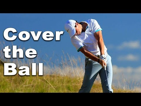 How to Cover the Golf Ball and Keep Your Posture