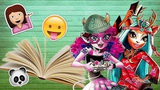 "Stop Motion| Monster High ""Обзор квартиры"""