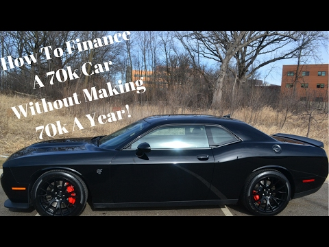 Finance A Hellcat.. Here's How You Do It !!