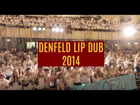 DENFELD, IT'S ALWAYS A GOOD TIME | DENFELD HIGH SCHOOL LIPDUB 2014