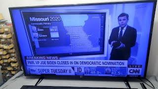 إصلاح مشكل صورة زرقاء في تلفاز TV LG 4K UHD SMART LG49UH603V PROBLEM IMAGE BLUE BACKLIGHt