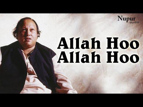 Allah Hoo Allah Hoo - Nusrat Fateh Ali Khan Live | Evergreen Qawwali | Nupur Audio